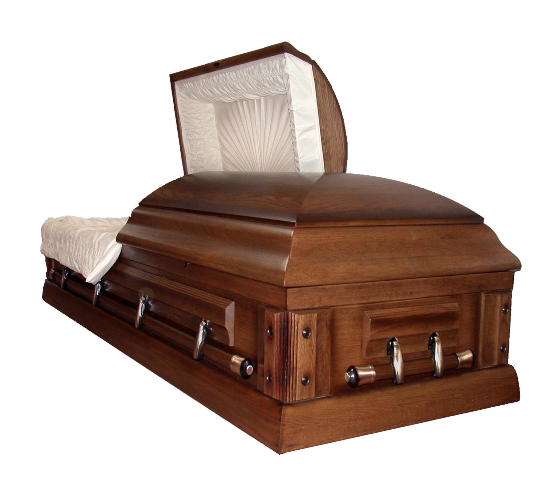 What Is A Casket Bill Welker - Casket coffee table